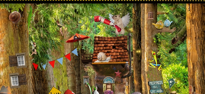 In This Picture - A Photographic Hidden Object Book for Kids