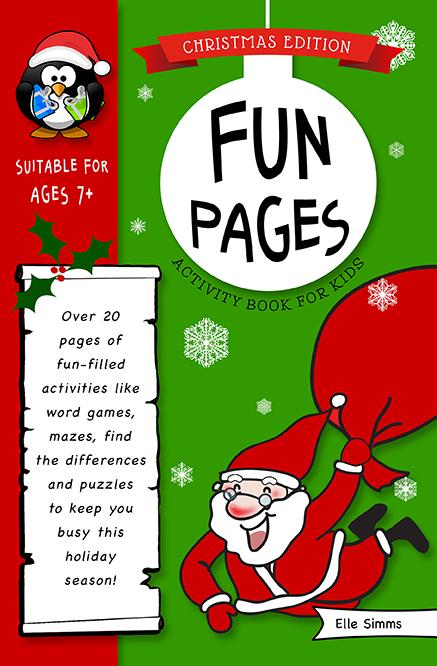 PIN-FunPagesChristmasActivityBook